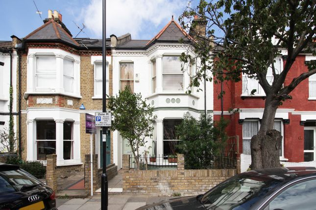 Thumbnail Terraced house for sale in Rothschild Road, Chiswick