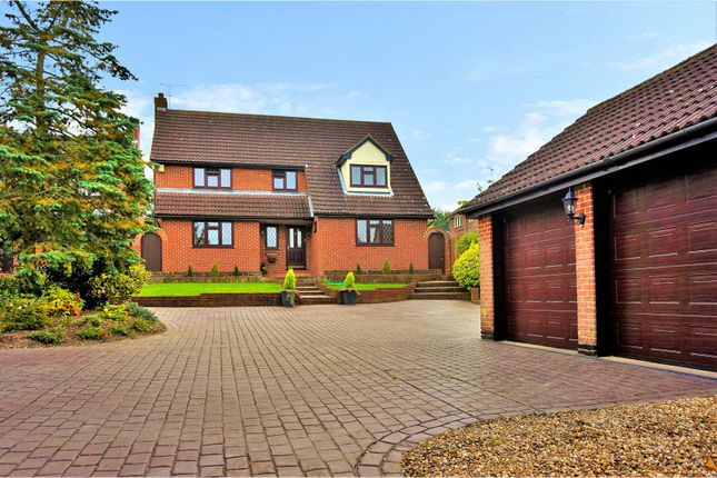 Thumbnail Detached house for sale in Heathgate, Wickham Bishops