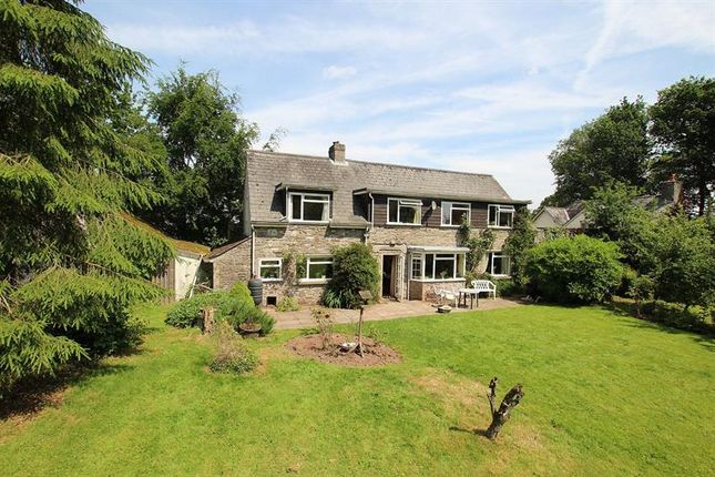 Thumbnail Barn conversion for sale in Penlan, Brecon
