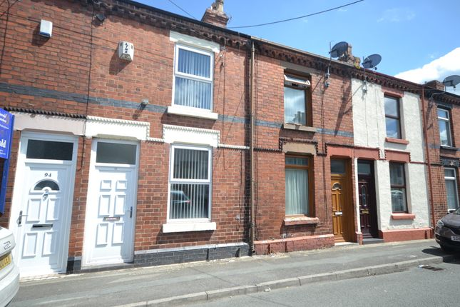 Thumbnail Terraced house to rent in Friar Street, St. Helens