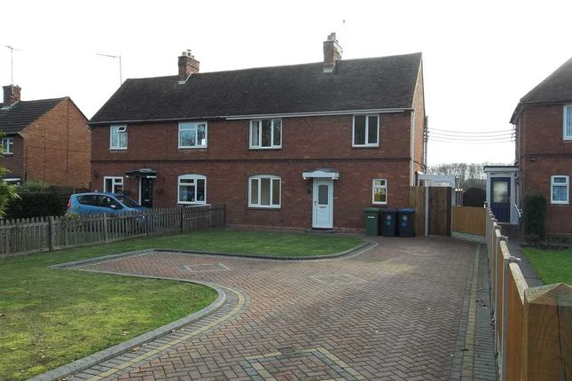 3 bed semi-detached house to rent in School Road, Great Alne, Alcester B49