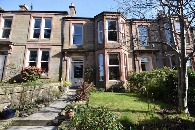 Thumbnail Terraced house for sale in Douglas Terrace, Kings Park, Stirling