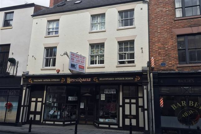 Thumbnail Commercial property for sale in Lawrence Sheriff Street, Rugby
