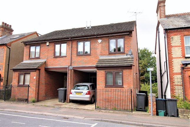 Thumbnail Semi-detached house to rent in Alexandra Road, Hemel Hempstead