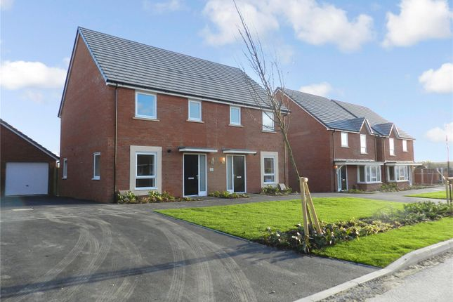 Thumbnail Semi-detached house to rent in Gray Street, Longhedge, Salisbury
