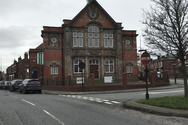 Office to let in Business Address, The Old Carnegie Library, Ormskirk Road, Wigan