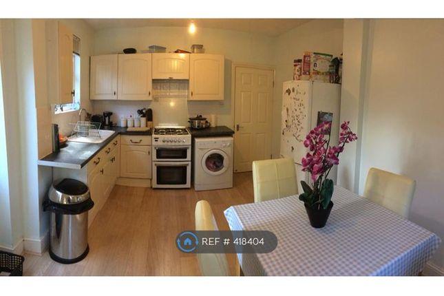 Thumbnail Flat to rent in Edridge Road, Croydon