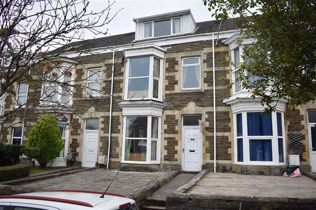Thumbnail Terraced house for sale in St. Albans Road, Brynmill, Swansea