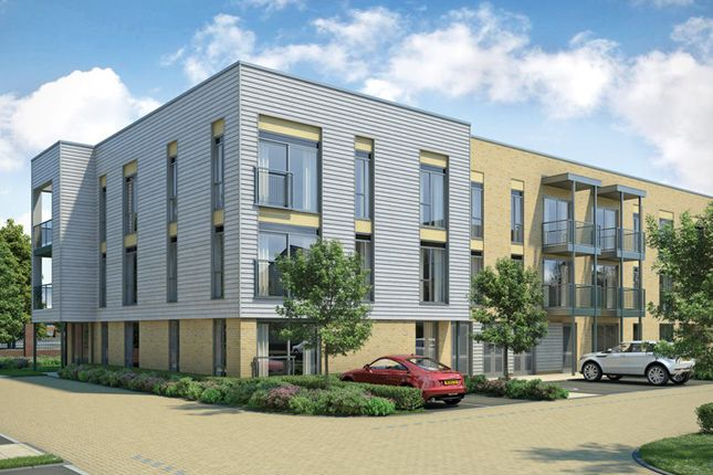 "Thumbnail Flat for sale in ""Type Av2 - Lowry House"" at Hampden Road, Hitchin"