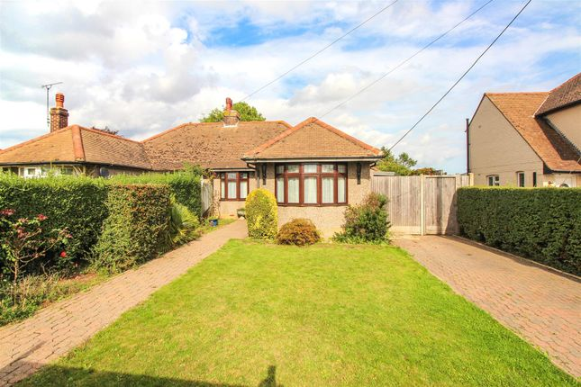 Thumbnail Semi-detached bungalow for sale in Herne Bay Road, Sturry, Canterbury