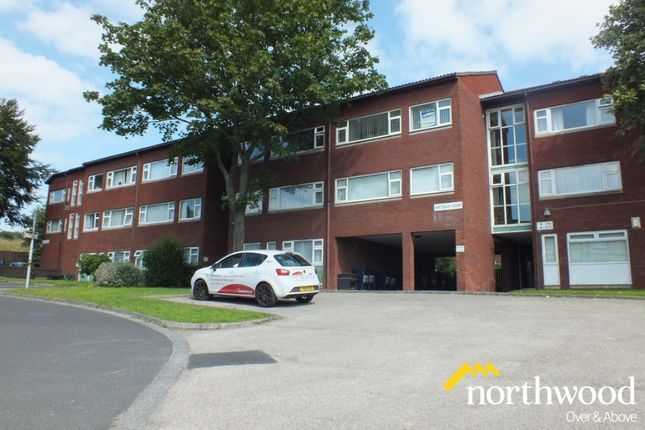 Thumbnail Flat to rent in Whitbeck Court, Slatyford, Newcastle Upon Tyne