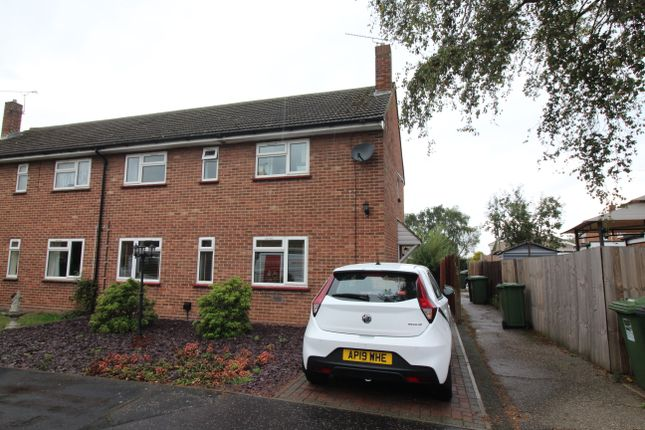 3 bed semi-detached house to rent in Ormesby Road, Raf Coltishall, Norwich NR10