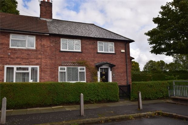 Thumbnail Semi-detached house to rent in Beaconsfield Road, Wirral, Merseyside