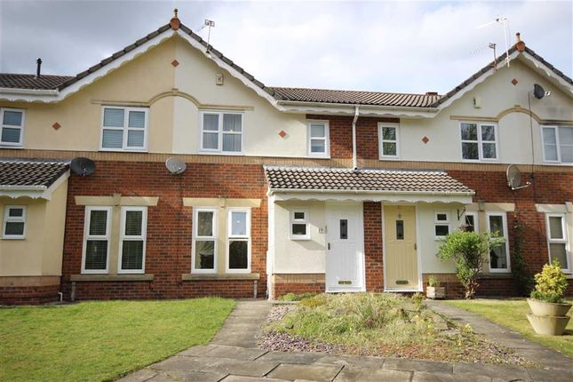 Thumbnail Terraced house to rent in Reedley Drive, Worsley, Manchester