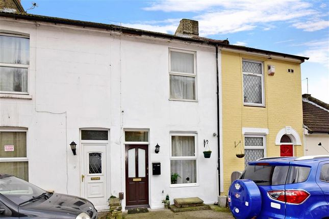 2 bed terraced house for sale in Beacon Road, Chatham, Kent