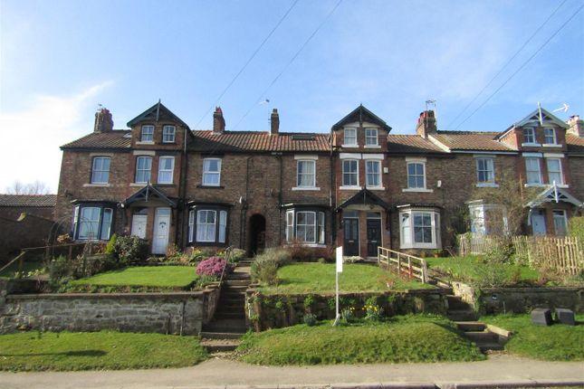 Thumbnail Terraced house for sale in Kirby Hill, Boroughbridge, York
