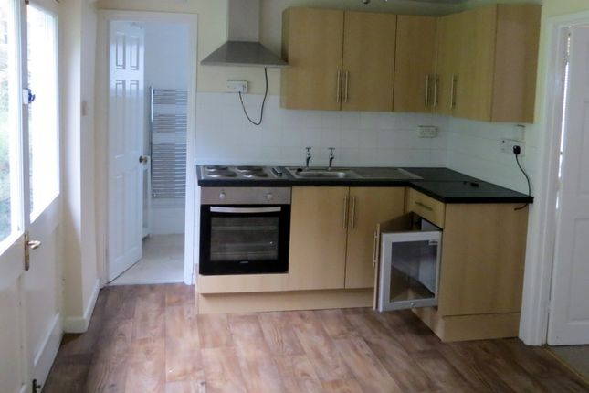 Thumbnail Terraced bungalow to rent in Fore Street, East Looe, Looe, Cornwall