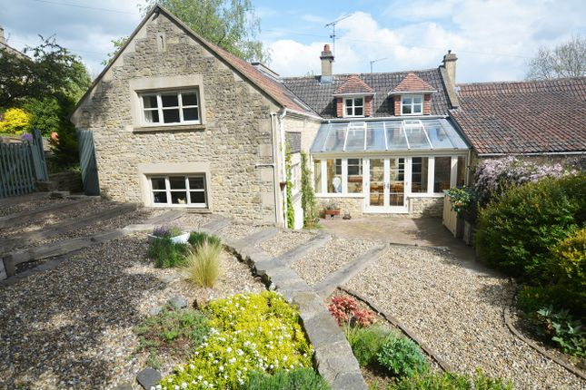 Thumbnail Cottage for sale in Upper Swainswick, Bath