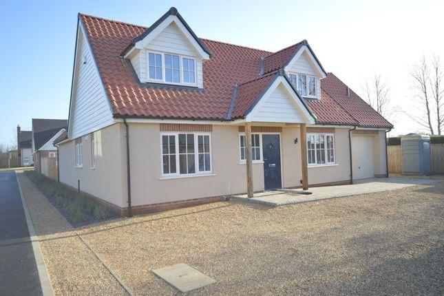 Thumbnail Detached house for sale in Golden Pheasant Drive, Snettisham, King's Lynn