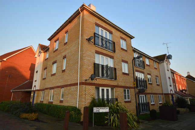 Thumbnail Flat for sale in Hill View Drive, London