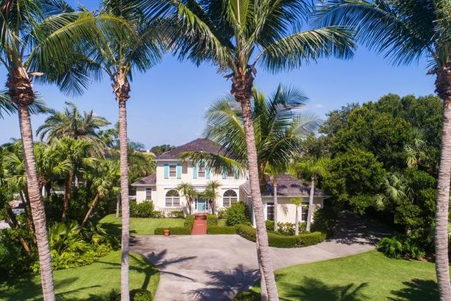 Thumbnail Property for sale in 231 Riverway Drive, Vero Beach, Florida, United States Of America