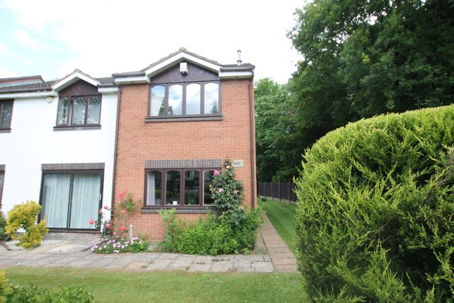 Thumbnail Semi-detached house for sale in A Penns Lane, Sutton Coldfield, West Midlands