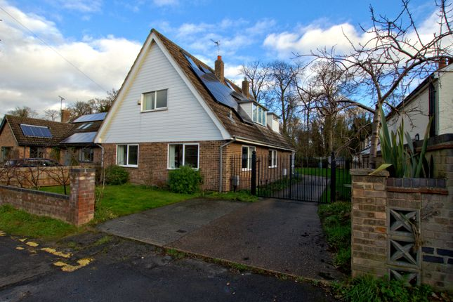 4 bed detached house for sale in Shingay Lane, Sawston, Cambridge
