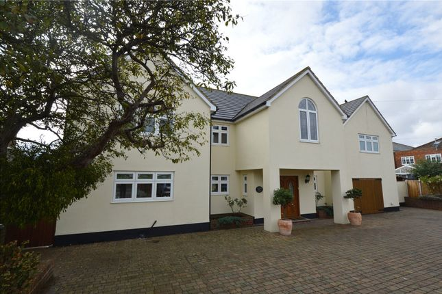 Thumbnail Detached house for sale in Leitrim Avenue, Shoeburyness, Southend-On-Sea, Essex