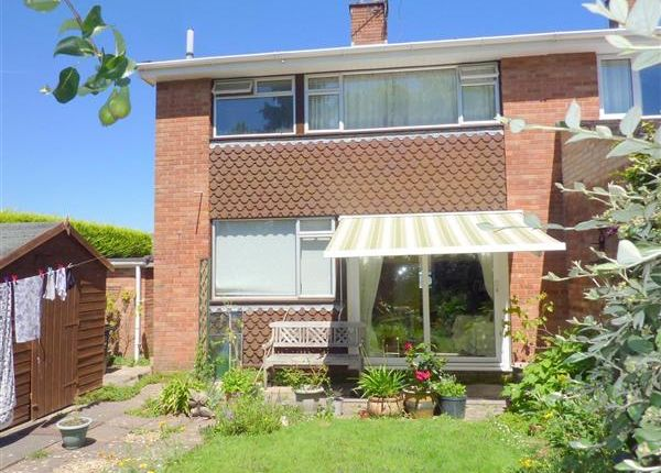 Thumbnail End terrace house to rent in Fernside, Backwell, Bristol