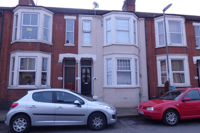 Thumbnail Terraced house to rent in Southampton Road, Northampton