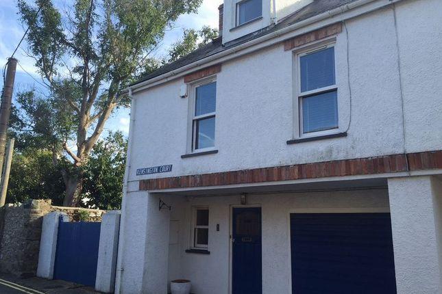 Thumbnail Semi-detached house to rent in Kensington Street, Fishguard