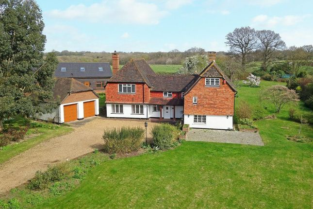 Thumbnail Detached house for sale in Horsham Road, Rusper, Horsham