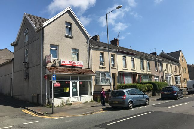 Thumbnail End terrace house to rent in 61 Port Tennant Road, Swansea