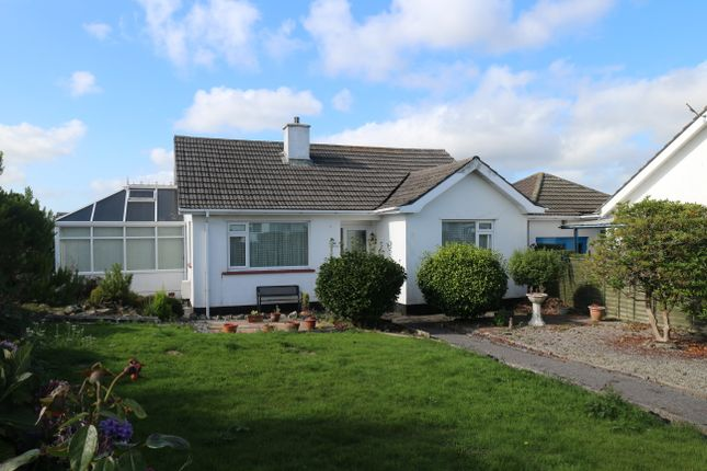 Thumbnail Detached bungalow for sale in Penware Parc, Camborne
