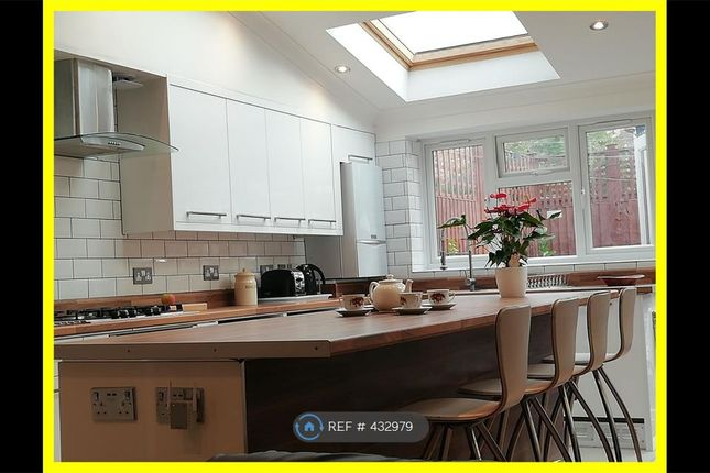 Thumbnail Terraced house to rent in Links Road, London