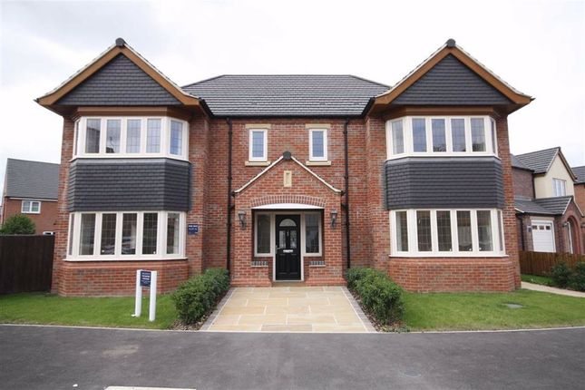 Thumbnail Detached house for sale in Jenkins Avenue, Retford