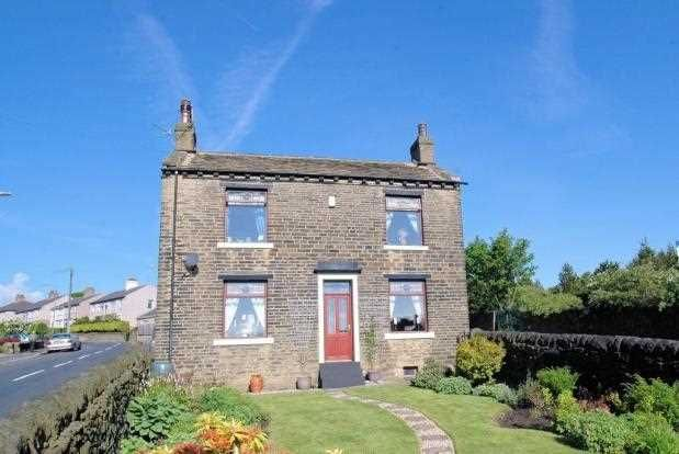 Thumbnail Detached house for sale in Rose Tree Cottage, Highroad Well Lane, Halifax