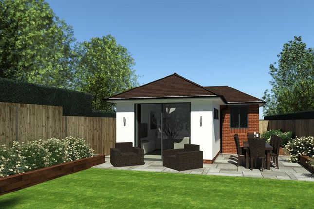 Thumbnail Detached bungalow for sale in The Ridgewaye, Southborough, Tunbridge Wells