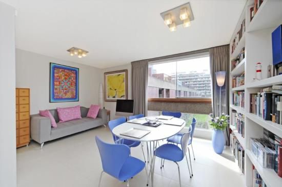 Thumbnail Terraced house for sale in The Postern, Barbican, London