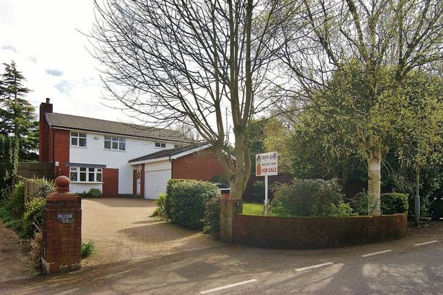 Thumbnail Detached house for sale in School Lane, Newton, Preston