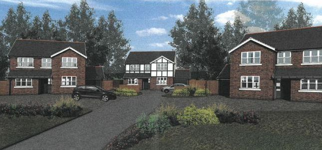 Thumbnail Detached house for sale in Brookhurst Road, Bromborough, Wirral