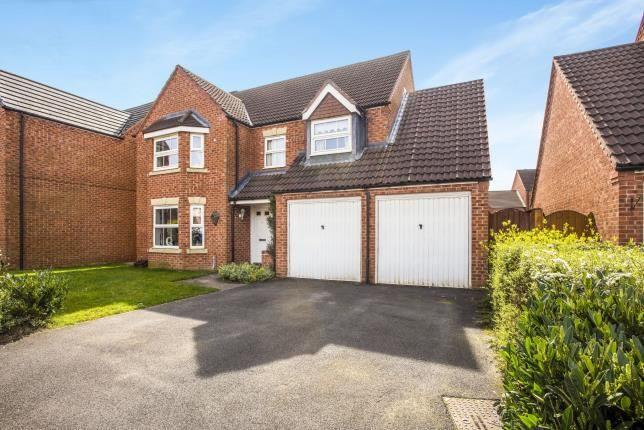 Thumbnail Detached house for sale in Parish Gardens, Leyland