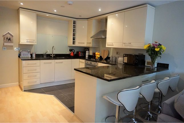 Thumbnail Flat for sale in 5 Leicester Road, Quorn