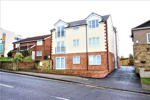 Thumbnail Flat to rent in Pavillion Apartments, Worksop Road, Swallownest, Sheffield