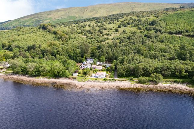 Thumbnail Detached house for sale in Shield Cottage, Tighcladich, Cairndow