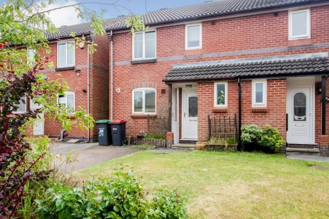 Front of Portland Street, Sutton-In-Ashfield, Nottinghamshire, Notts NG17