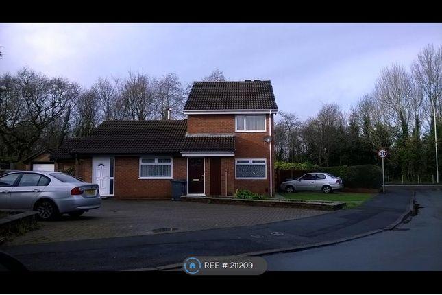 Thumbnail Flat to rent in Meadow Bank, Preston