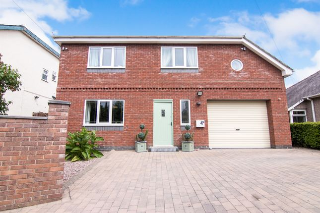 Thumbnail Detached house for sale in Mill Lane, Great Sutton, Ellesmere Port