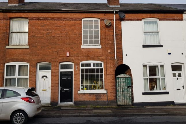 Thumbnail Terraced house to rent in Sandy Mount Road, Walsall, West Midlands