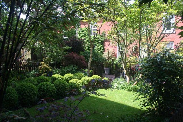 Front Gardens1 of Laburnum Grove, Woodbridge Road, Moseley, Birmingham B13